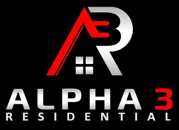 Alpha 3 Residential LLC Logo